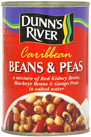 Canned Peas and Beans