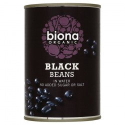 Biona Black Beans 400g