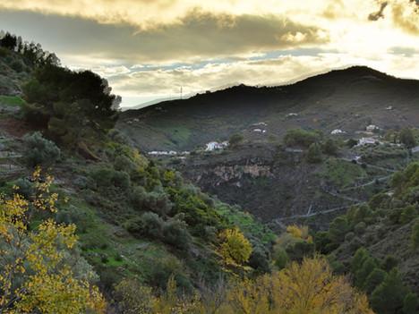 Beautiful Rural Townhouse in La Axarquia - unspoilt hidden gem