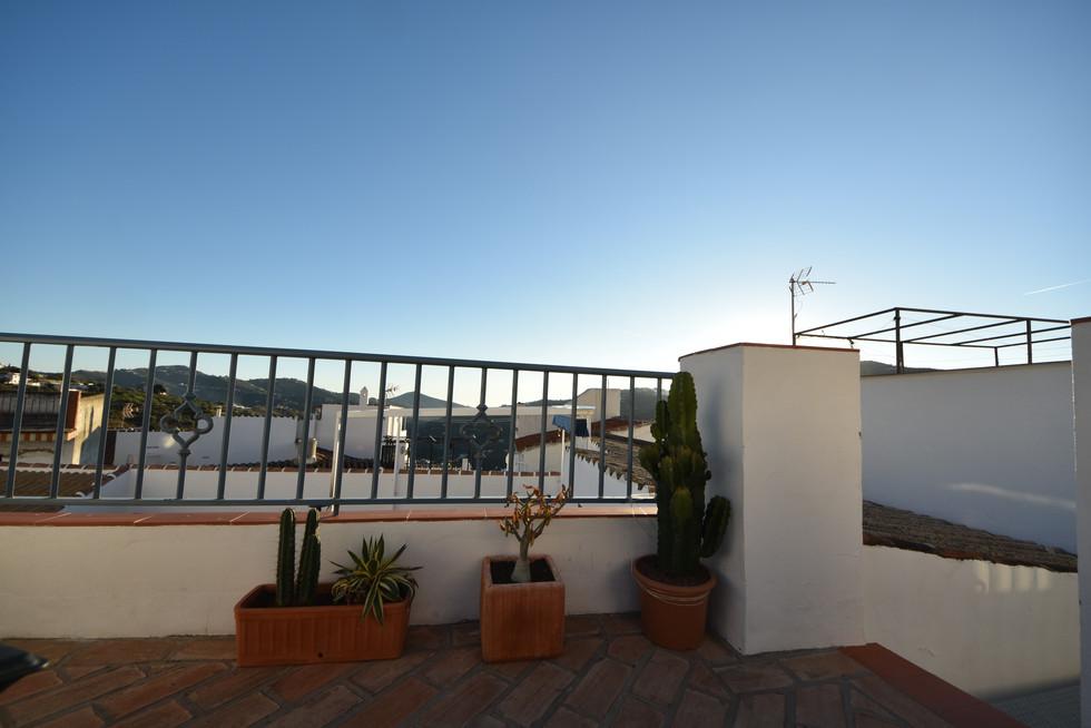 Sun Terrace with views