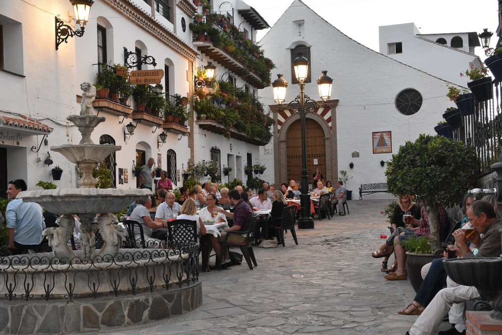 Main plaza