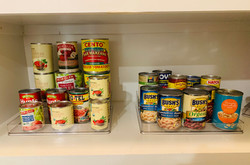 Pantry Cans