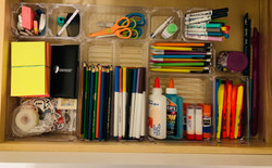 School Supply Drawer