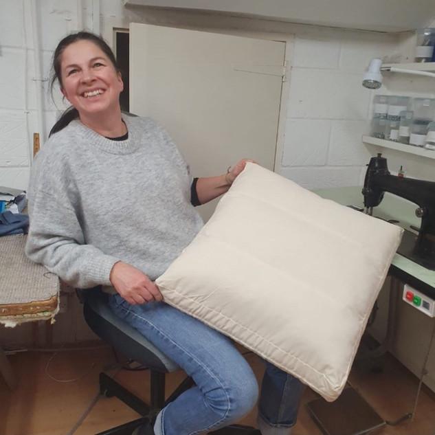 Level 2 Feather / Foam Cushion