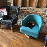 A level 3 modern concave chair