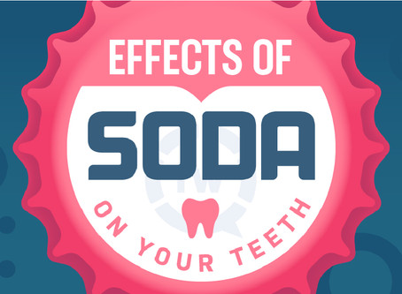 Effects of Soda on Your Teeth