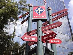 downtown lafayette louisiana, group tours