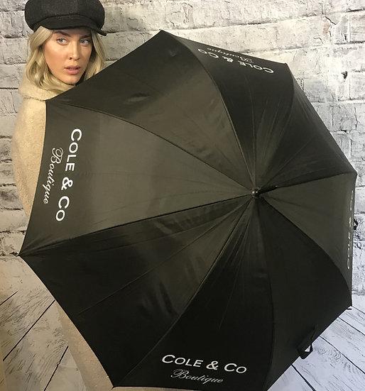 COLE & CO Boutique Umbrella