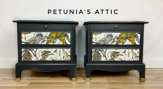 Stag Minstrel Bedside Cabinets