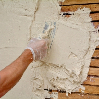 Traditional Lime Plastering
