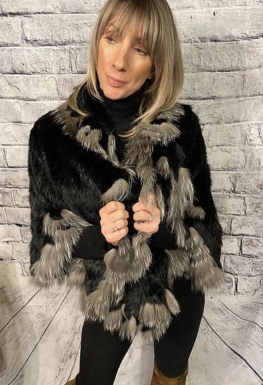 Luxurious Fur Wrap
