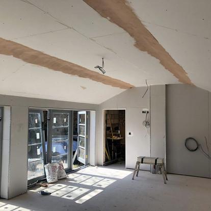 Plaster Boarding / Dry Lining