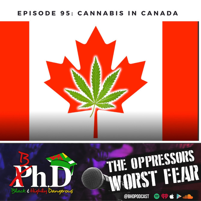 Episode 95: Cannabis in Canada