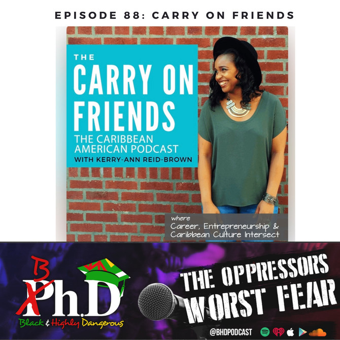 Episode 88: Carry on Friends
