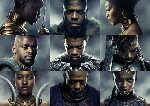 """Episode 06: """"Wakanda Forever"""" - A Conversation About Black Panther"""