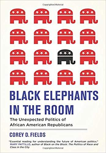 "Episode 43: ""Black Elephants in a Room""  - Black Republicans w/ Dr. Corey D. Fields"