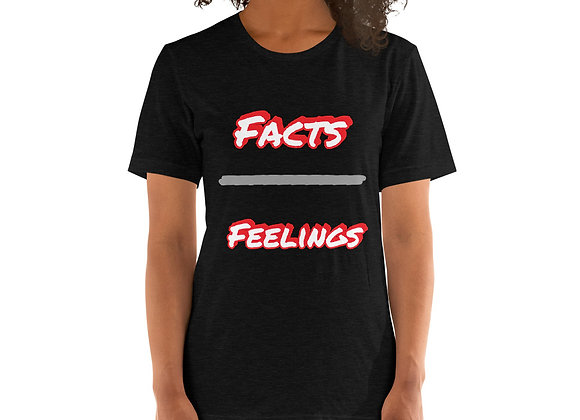 Facts Over Feelings Premium T-Shirt
