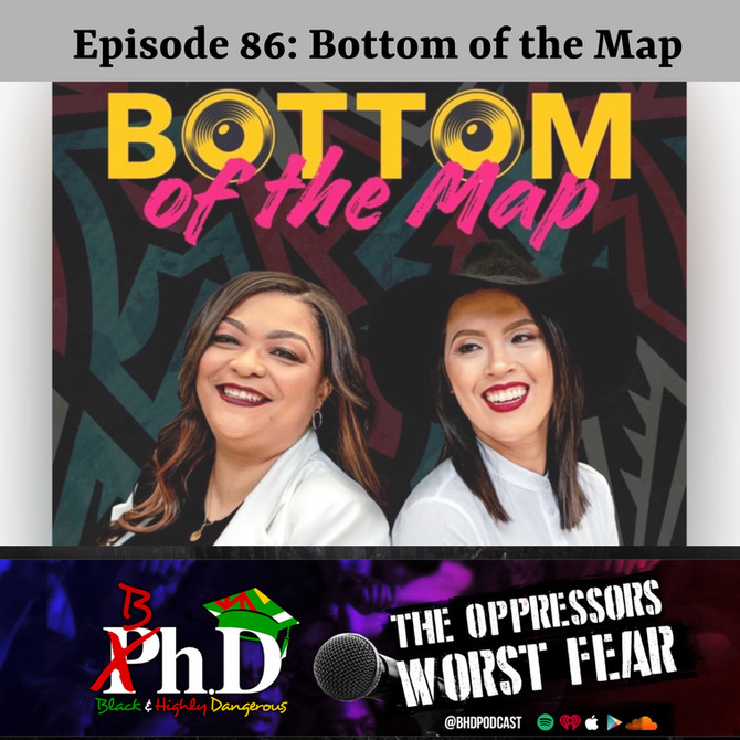Episode 86: Bottom of the Map