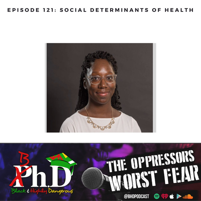 Episode 121: Social Determinants of Health