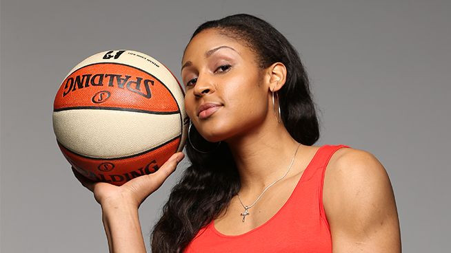 Would you take a stand like WNBA MVP Maya Moore?