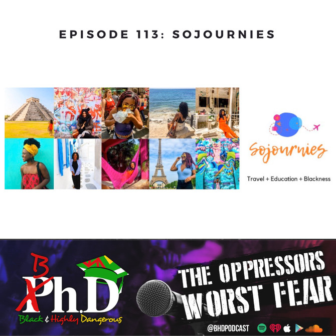 Episode 113: Sojournies