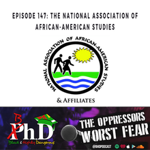 Episode 147: National Association of African-American Studies