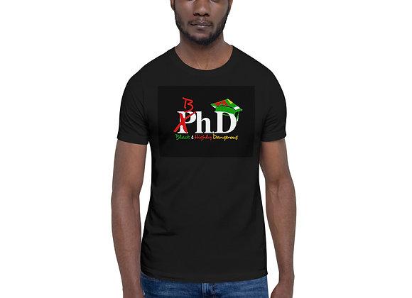 Bhd Premium Black T-Shirt