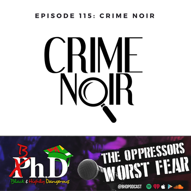 Episode 115: Crime Noir