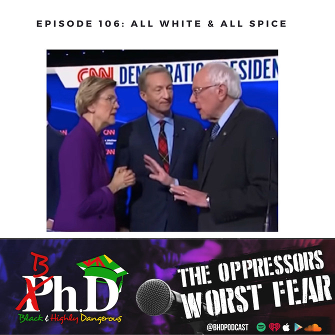 Episode 106: All White & All Spice