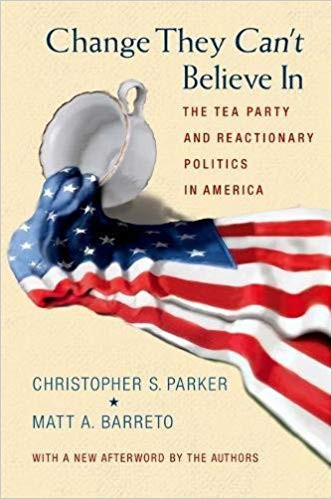 """Episode 26: """"Change They Can't Believe In"""" - A Conversation About Tea Party Politics A"""
