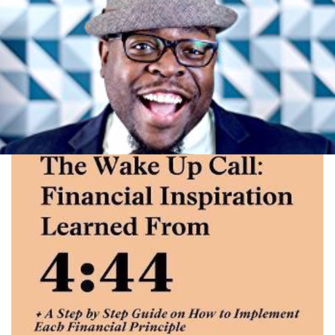 """Episode 07: """"Financial Freedom, Our Only Hope"""" - A Conversation About Personal Finances w/"""
