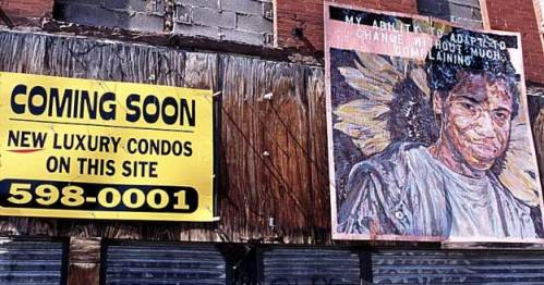 """Episode 12: """"There Goes the Hood"""" - A Conversation About Gentrification w/ Dr. Lance Freem"""