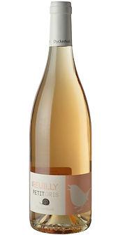 Reuilly rosé Dyckerhoff, domaine dyckerhoff, reuilly, berry, centre loire, petit gris, pinot gris, vin