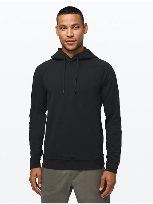 City Sweat Pullover Hoodie *French Terry