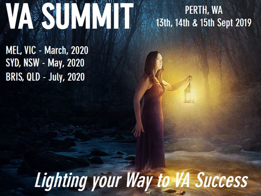 Guest Blog: Events for introverts and the VA Summit.
