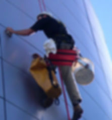IRATA Facade Cleaning