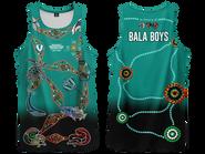 Queensland Bala boys singlet