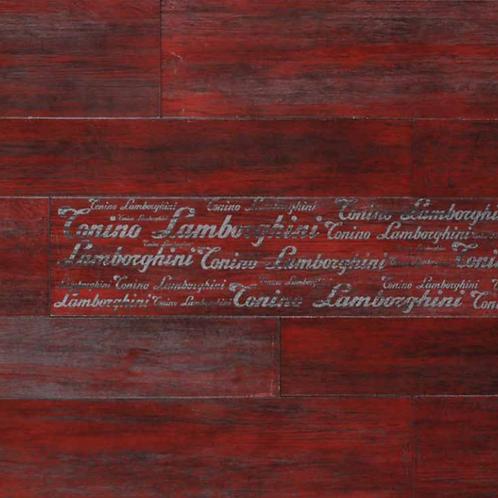 Lamborghini Tile-Red