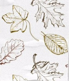 Nature Leaves towel set