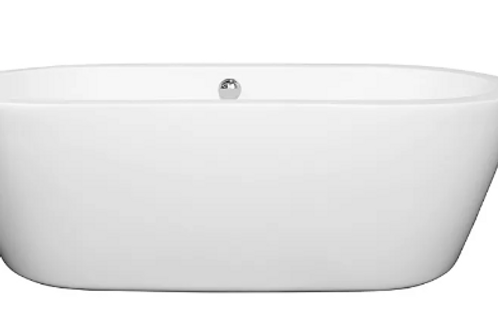 "Barcelona 71"" soaking tub"
