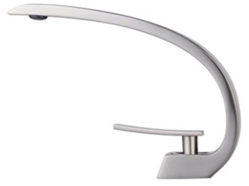 Modern Goose neck bath Faucet