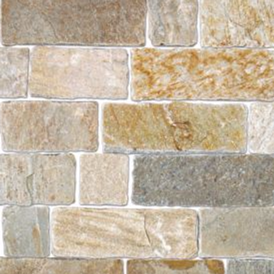 "Natural cleft stone 12""x 12"""