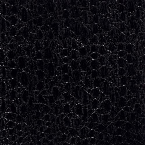 Alligator Noir Leather tile