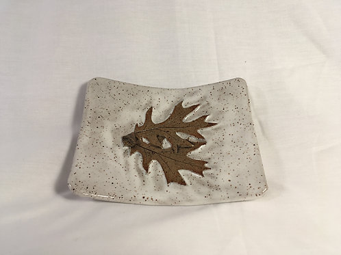 Arbor Oak w/acorns Soap Dish