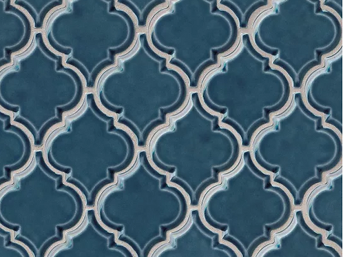 Arabesque Handmade tile