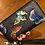 Thumbnail: Multi Coloured Butterfly Leather Wallet