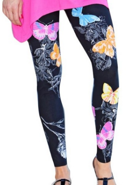 Butterfly Leggings (Workout/Fashion)