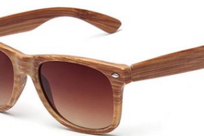 Vintage Bamboo Sunglasses