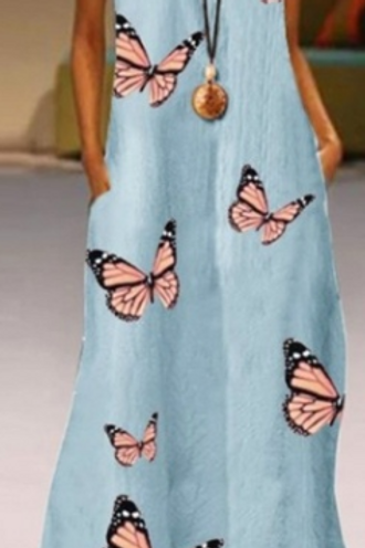Maxi Dress (Full length)