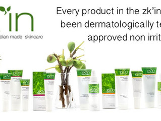 Image Beauty: Zk'in Skin Care